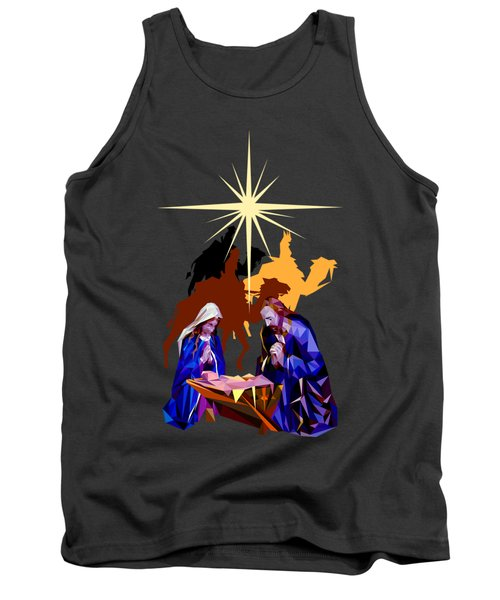 This Holy Night Tank Top