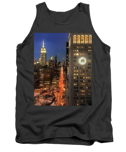 This Is My City Tank Top
