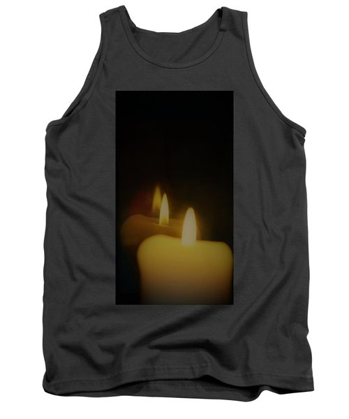 This Little Light Of Mine Tank Top by John Glass