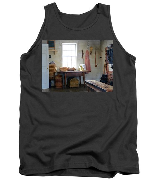 This 'ol Kitchen Tank Top by Christopher McKenzie