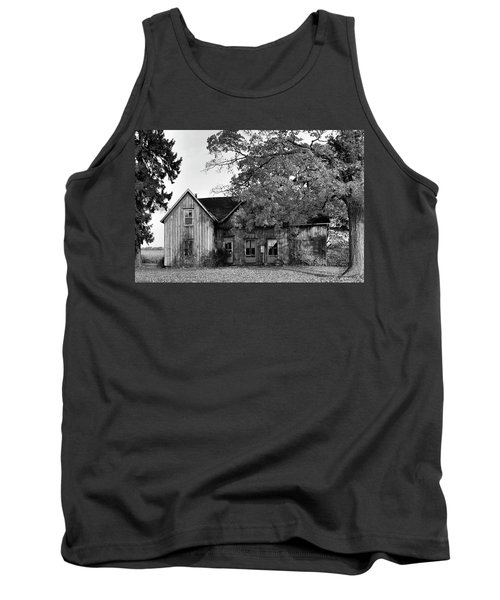 This Old House 2 Tank Top by Gary Hall