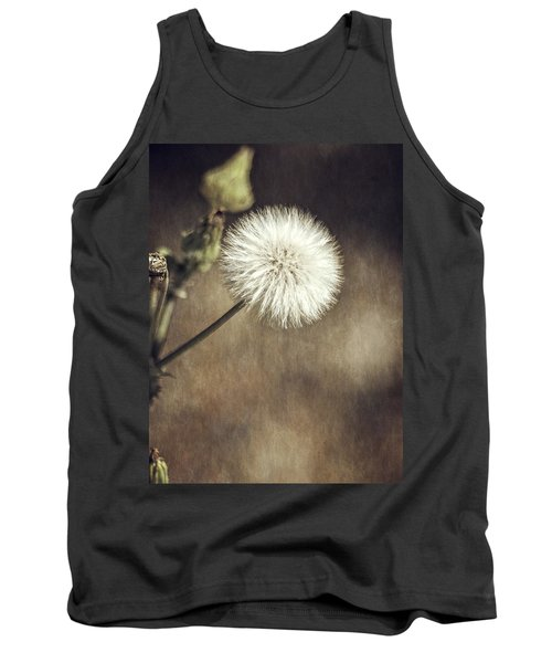 Thistle Tank Top by Carolyn Marshall