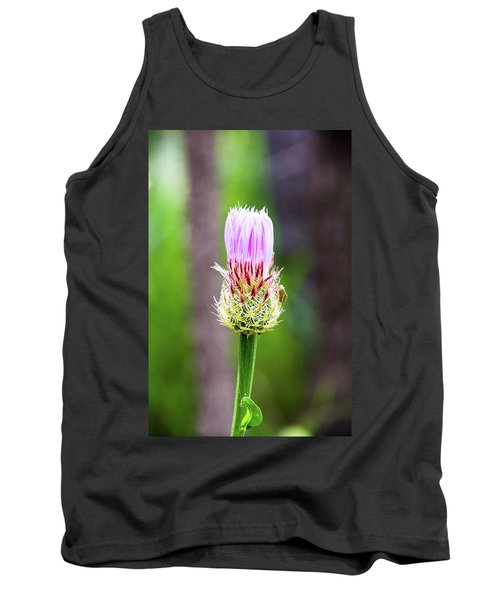 Thistle In The Canyon Tank Top