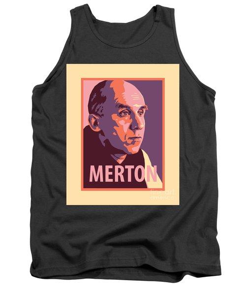 Thomas Merton - Jltme Tank Top