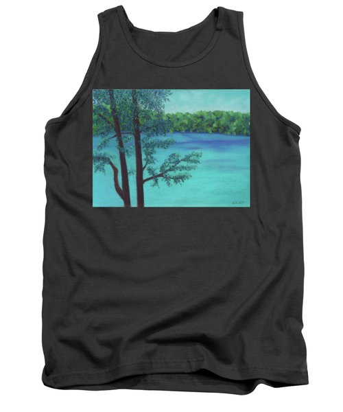 Thoreau's View Tank Top