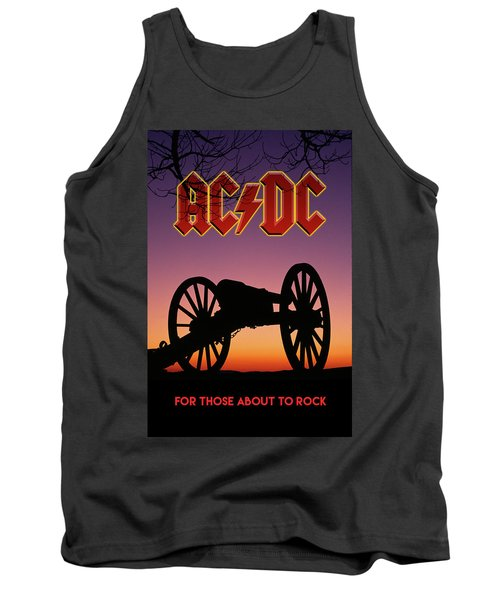 Those That Rock Tank Top