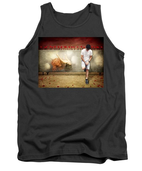 Thoughts Of Love Tank Top
