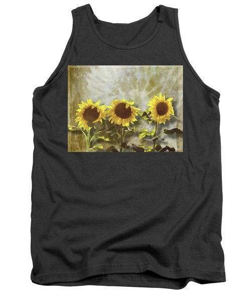 Three In The Sun Tank Top