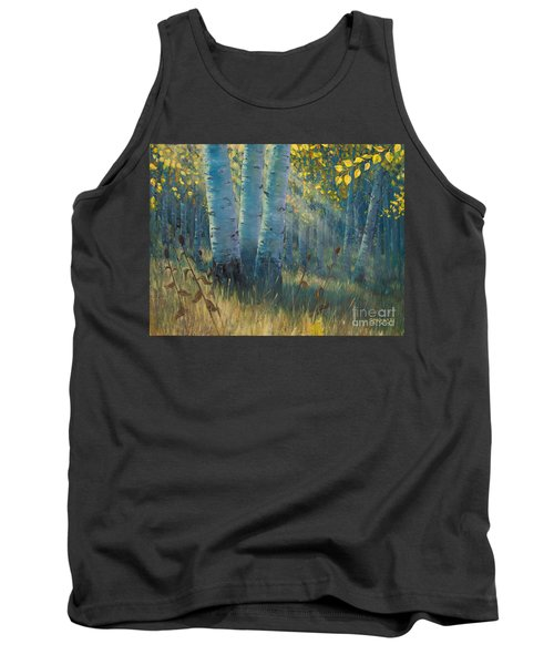 Three Sisters - Spirit Of The Forest Tank Top