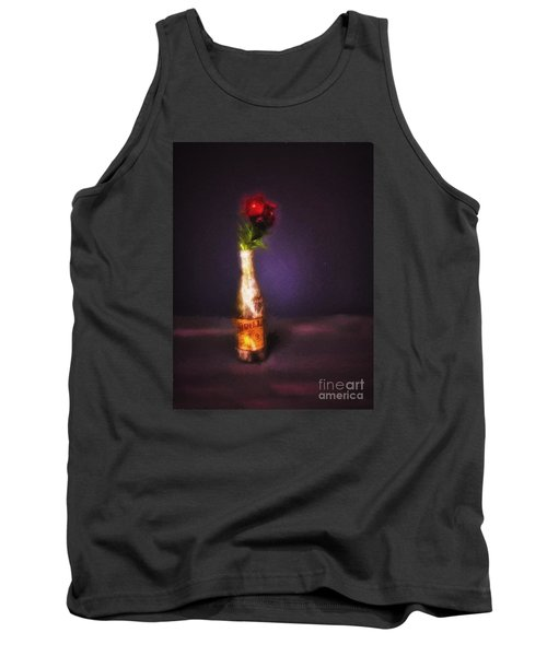 Tank Top featuring the photograph Thrill No. 1  ... by Chuck Caramella