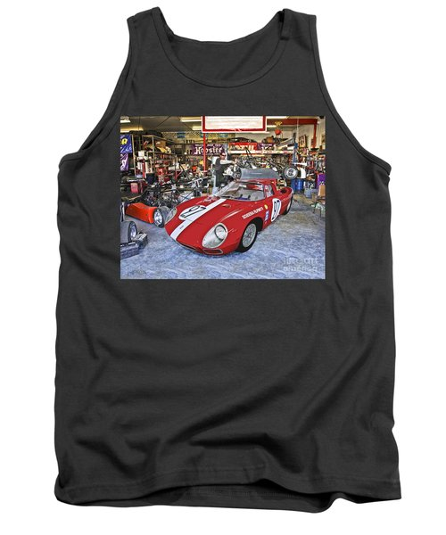 Throphy Car Tank Top