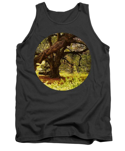 Through The Ages Tank Top