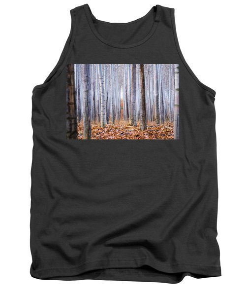 Through The Layers Tank Top
