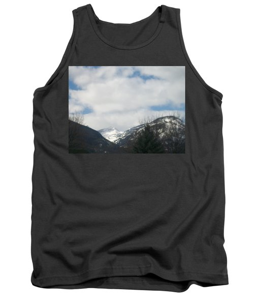 Tank Top featuring the photograph Through The Pass by Jewel Hengen