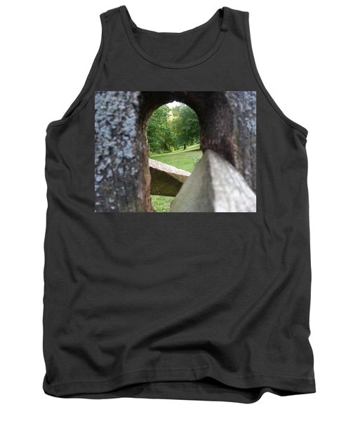 Through The Post Tank Top