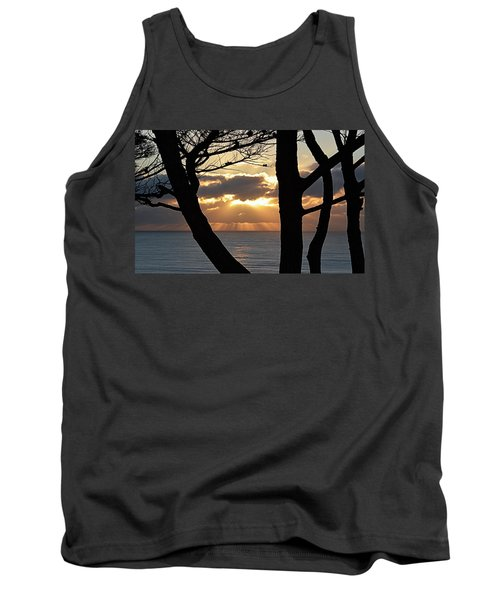 Through The Trees Tank Top by AJ Schibig