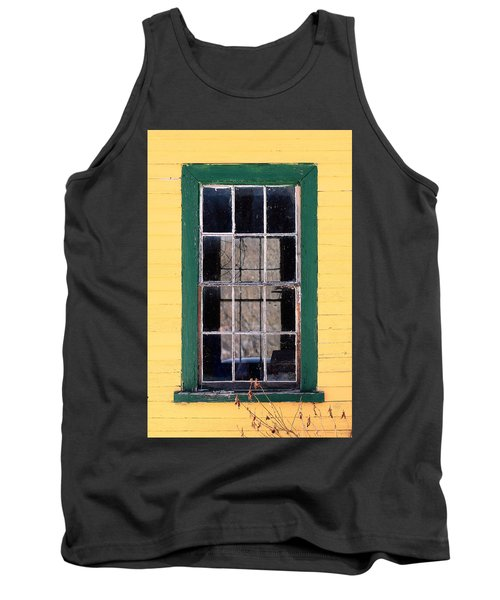 Through The Windows Tank Top