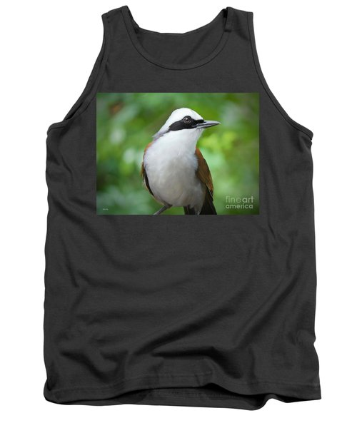 Thrush Pose Tank Top