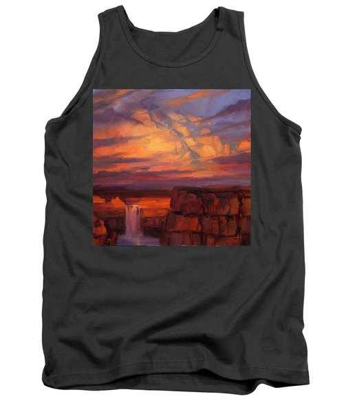 Thundercloud Over The Palouse Tank Top