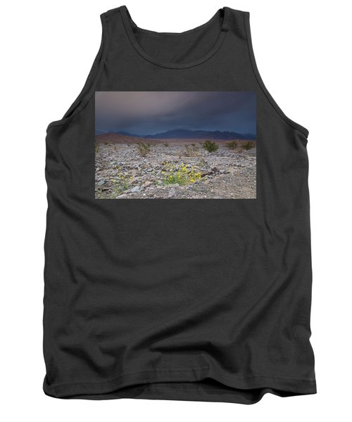 Thunderstorm Over Death Valley National Park Tank Top