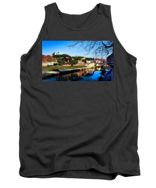 Tiber Island Tank Top