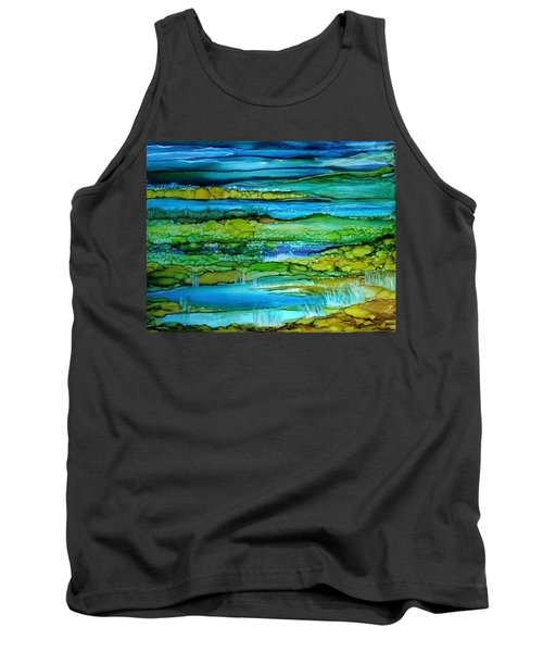 Tidal Pools Tank Top