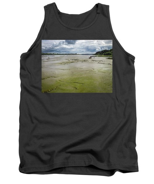 Tide Is Out  Tank Top