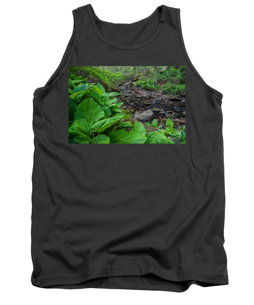 Tierney Springtime - New England Forest Tank Top