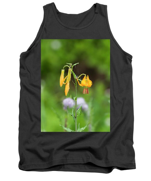 Tiger Lily In Olympic National Park Tank Top