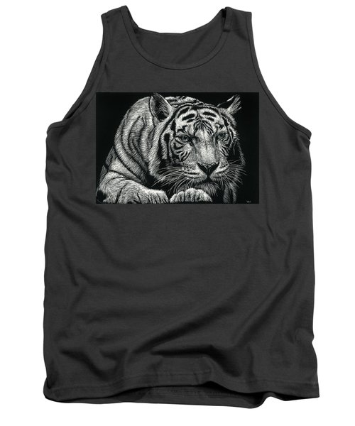 Tiger Pause Tank Top