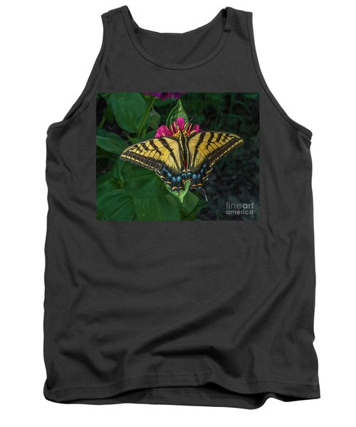 Tiger Swallowtail Tank Top