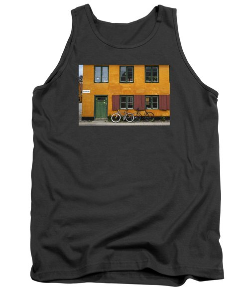 Tigergade Apartment Scene Tank Top