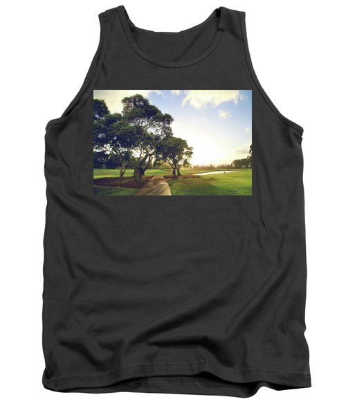 Tank Top featuring the photograph 'til I'm In Your Arms Again by Laurie Search