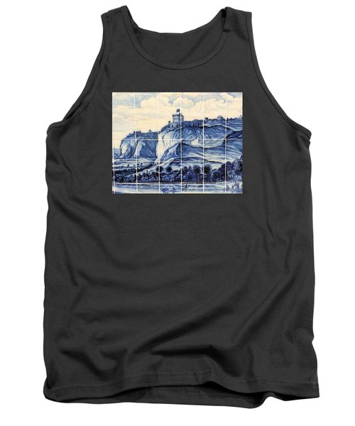 Tile Art Of African History Tank Top