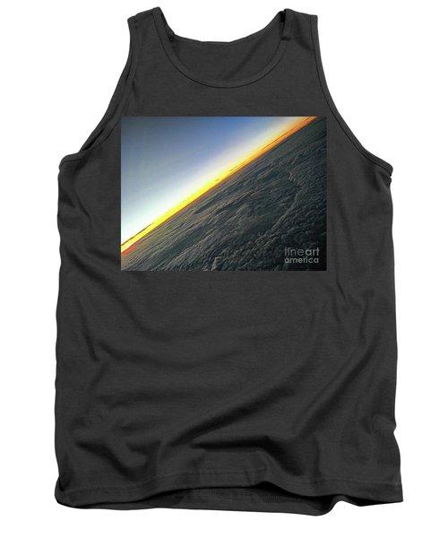 Tank Top featuring the photograph Tilt Horizon by Robert Knight