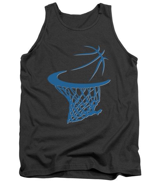 Timberwolves Basketball Hoop Tank Top