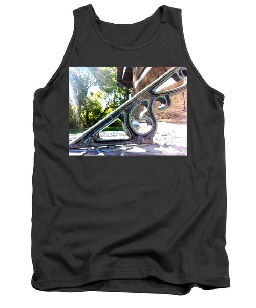 Time At An Angle Tank Top