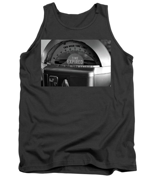 Time Expired Tank Top