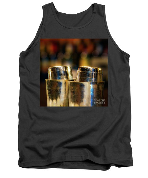Time For A Cocktail Tank Top