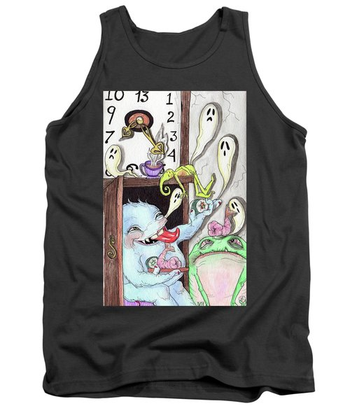 Time For Sushi Tank Top