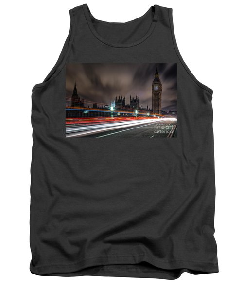 Time Tank Top by Giuseppe Torre