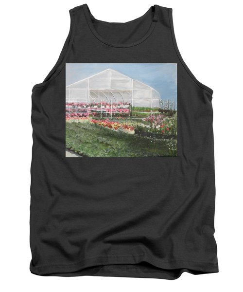 Time To Plant Tank Top