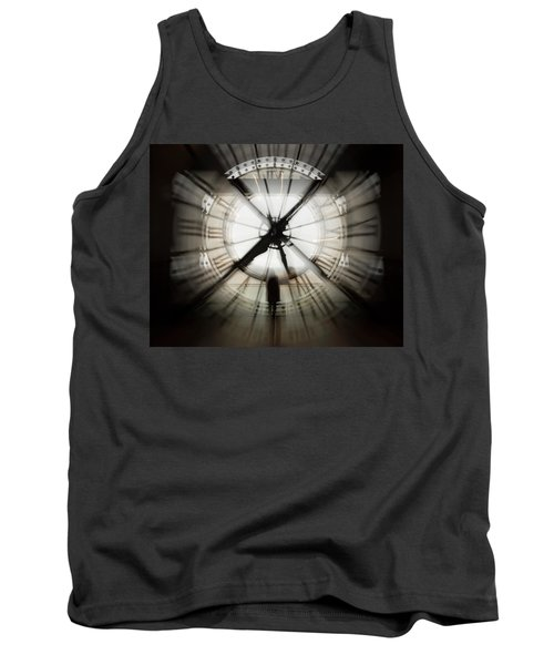 Time Waits For None Tank Top
