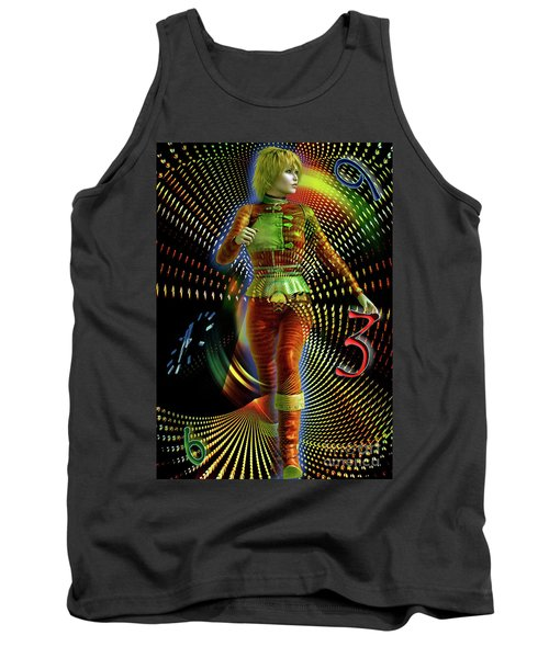 Time Zone Tank Top