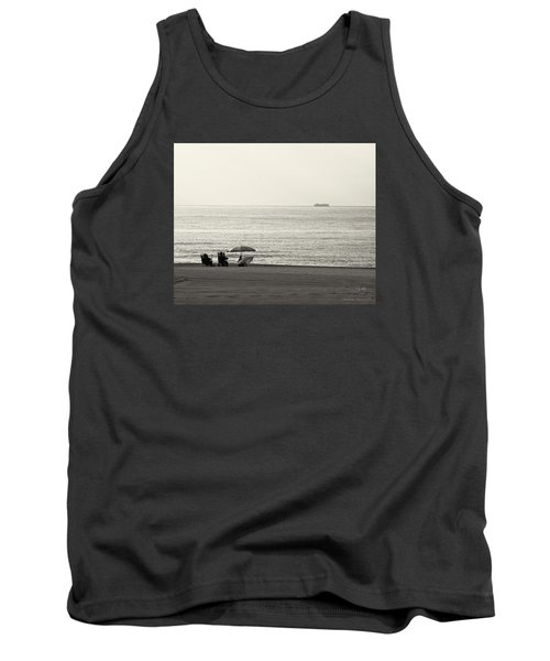 Tank Top featuring the photograph Times Gone By by Pedro L Gili