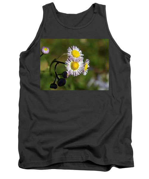 Tiny Little Weed -2- Tank Top