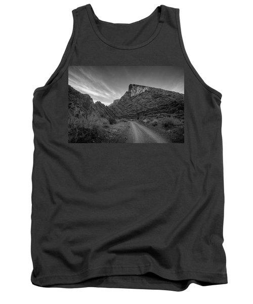 Titus Canyon Road Tank Top