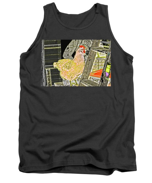 To Climb The Corporate Ladder . . . Tank Top