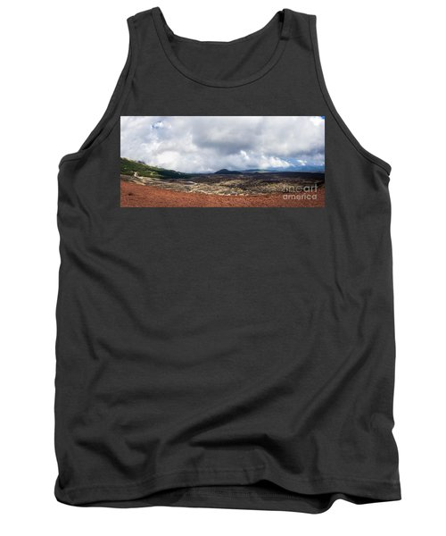 To The East Side Tank Top by Giuseppe Torre