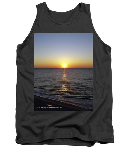 Tank Top featuring the photograph Today by Rhonda McDougall